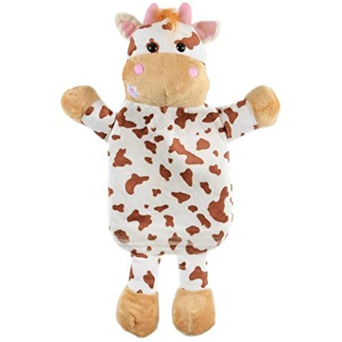 Farmyard Friends Cow Lavender Wheat Heat Pack by Farmyard