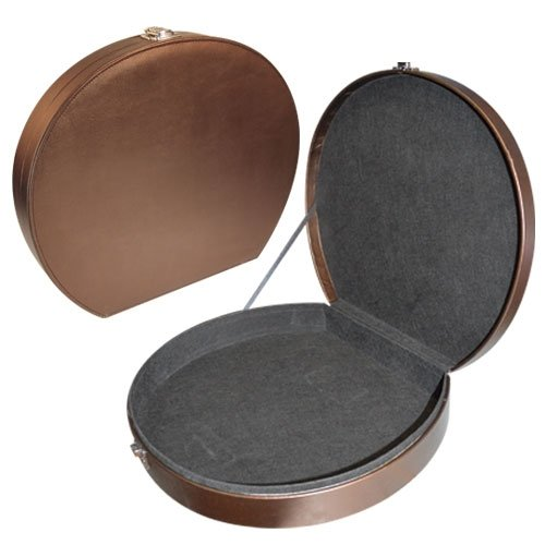 Vanity rond bronze grande taille