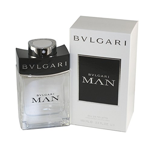Bvlgari Man Eau de Toilette 100ml Neu - Parfums Männer, Bulgari