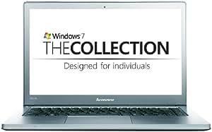 Lenovo IdeaPad U300s 13.3 inch Laptop (Intel Core i5 2467M 1.6GHz, RAM 4GB, 128GB SSD, WLAN, BT, Webcam, Windows 7 Home Premium 64 Bit)