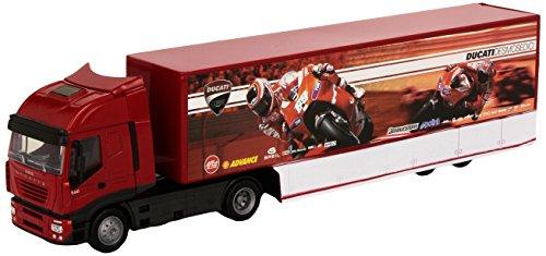 New Ray - 15743 - Véhicule Miniature - Camion Ducati Team Moto GP 2010 - Echelle 1/43