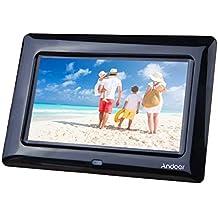 Andoer 8 HD TFT-LCD Marcos Digital de Fotos MP3 MP4 Movie Player