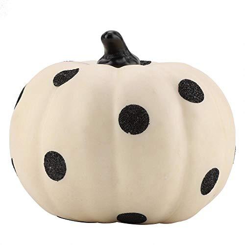 Garosa Halloween Kürbis Dekor Herbst Ernte Festliche Tischplatte Kostüm Party Requisiten PVC Gepunkt (Herbst Kostüme)