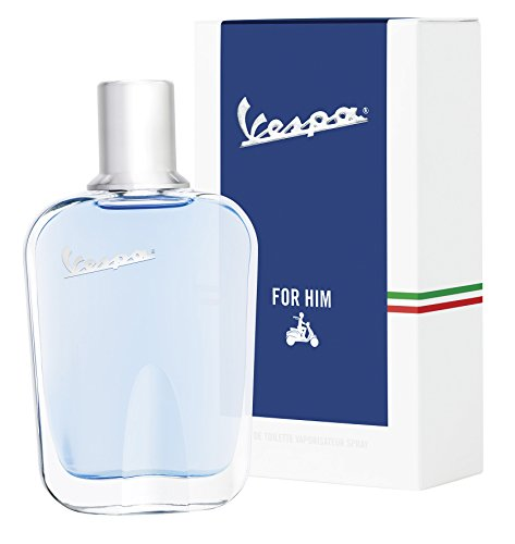 Vespa For Him Eau de Toilette 30 ml, 1er Pack (1 x 30 ml)