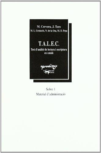 Material Talec 1 por Josep Toro