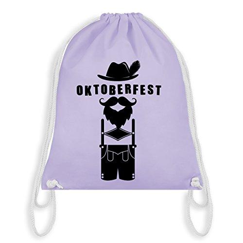 Oktoberfest Herren - Hipster Bayer Oktoberfest - Unisize -