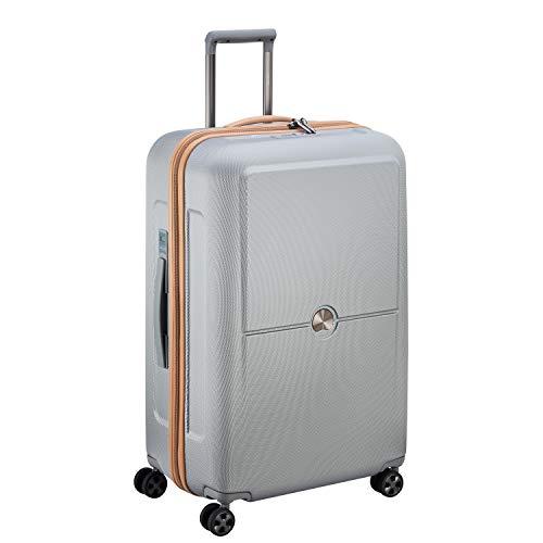 Delsey Paris TURENNE PREMIUM Koffer, 75 cm, 93, 5 Liter, Silber