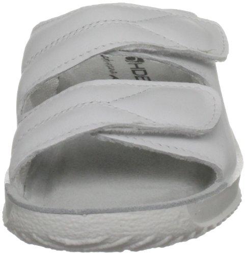 Rohde Soltau-40 Damen Pantoletten Weiß (01 offwhite)