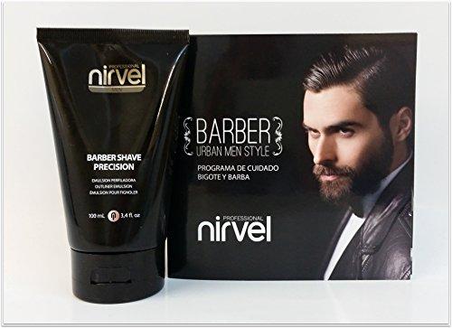 Nirvel Barber Shave Precision - Emulsión perfiladora