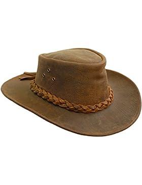 Kakadu Traders Australia - Sombrero cowboy - para hombre