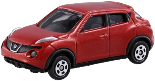 Takara Tomy Loose/Mint Nissan Juke Red #027-9 Unboxed (japan import)