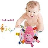 Inchant Cadeau de Bébé Fille Doux en Peluche Balle Bell éducatifs en Peluche...