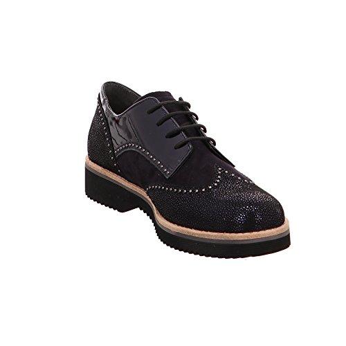 pour 666 Violet 72 lacets ville 26 de Chaussures femme à Gabor 7q8wOw