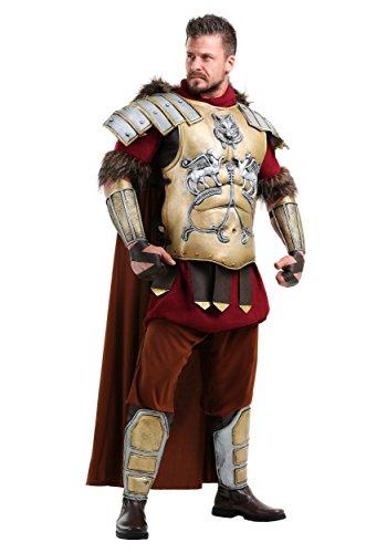 Maximus Kostüm - Gladiator General Maximus Herren Kostüm - L