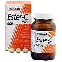 Ester C Plus 500 mg/60 comprimidos de Health Aid
