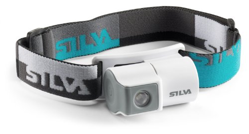 Silva Stirnlampe Jogger, Weiß, One size, 30-0000037312
