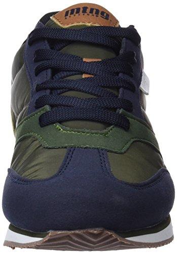 Sneak Signore Vancouver Sneakers Mehrfarbig (raspe Marino Nylon Kakyraspe Verde)