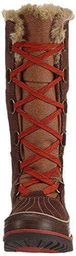 Sorel Tivoli High II, Stivali a gamba alta Donna Marrone (Braun (Tobacco 256))