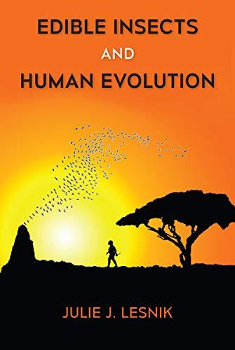 Preisvergleich Produktbild Edible Insects and Human Evolution