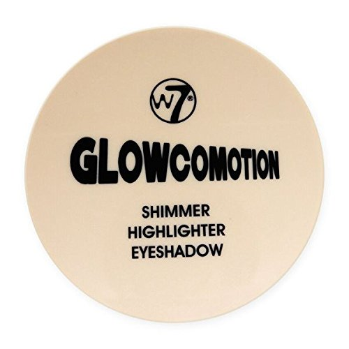 W7 GlowCoMotion Shimmer, Highlighter and Eyeshadow Compact