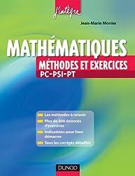 Mathématiques - Méthodes et Exercices PC-PSI-PT