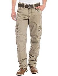 Timezone 26-0155 - Pantalon - Cargo - Homme