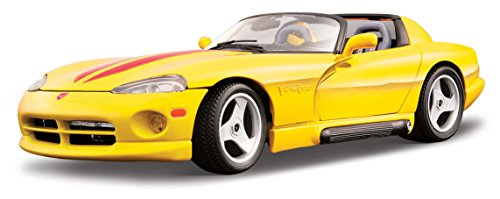 dodge-viper-rt-10-scale-118-yellow