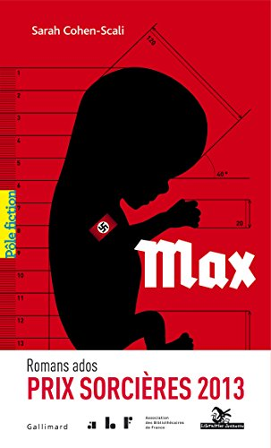 Max (Pôle fiction t. 77) par Sarah Cohen-Scali