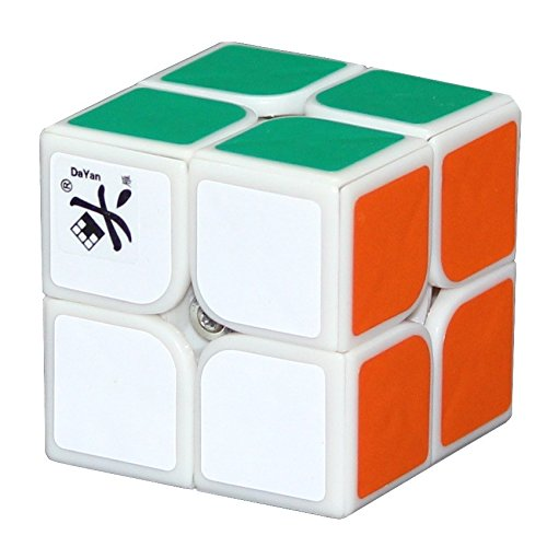 2013 New! Dayan Zhanchi 2x2 I White 50 mm Speed Cube 2x2x2 Puzzle  available at amazon for Rs.799