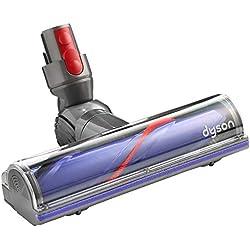 Ensemble tête motorisée et tête nettoyante avec desserrage rapide pour aspirateur Dyson sans fil - modèles V7 V8 V10