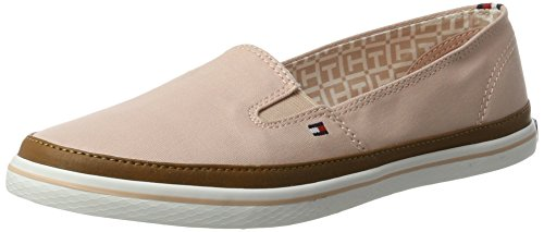 Tommy Hilfiger Damen K1285esha 7d Slipper Pink (Dusty Rose 502)