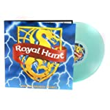 ROYAL HUNT, Land of broken hearts ELECTRIC BLUE VI - LP