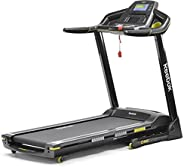 Reebok Unisex Adult Cardio Gt40 One Series Treadmill - Black, One Size