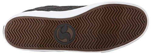 DVS Shoes ELM, Multisport Outdoor Homme Noir (005)