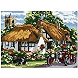 Tapestry Kit - Village of Welford