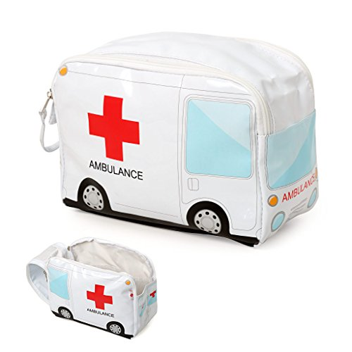Balvi - Trousse à Pharmacie Ambulance PVC