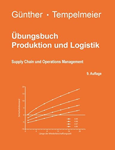 Übungsbuch Produktion und Logistik: Supply Chain und Operations Management