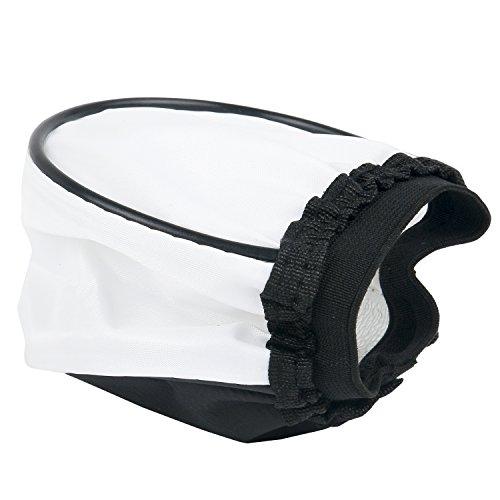 TRIXES Universal Kamerablitz Diffusor Elastische Kappe Softbox