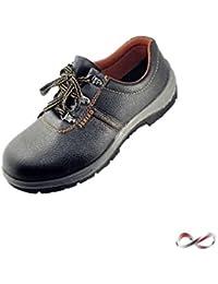 Schuhe Hohe Leder schwere S1P 43