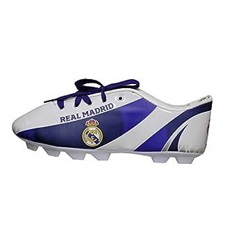 Real Madrid – Portatodo en forma de bota (CYP Imports PB-13-RM)
