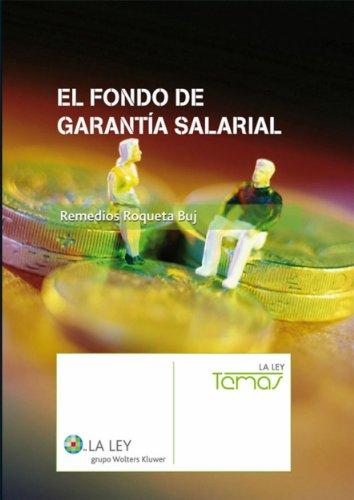 El fondo de garantía salarial