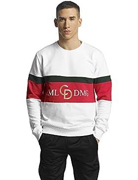 Criminal Damage Hombres Ropa superior / Jersey Dolfo Logo