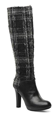 Geox-Stivali: Donna Cleopatra Stiv M Donna visone D24X 6M 01181C6451(do 180), grigio (Visone), 36 EU