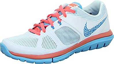 Nike , Baskets pour femme White/Blue Lagoon-Hot Lava-Clearwater 40 EU