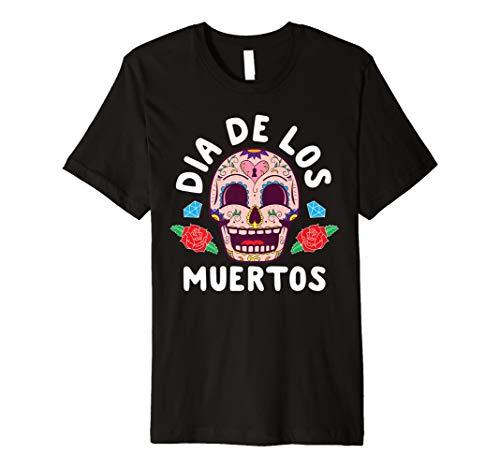 Dia de Los Muertos Tag der Toten Sugar Skull ()