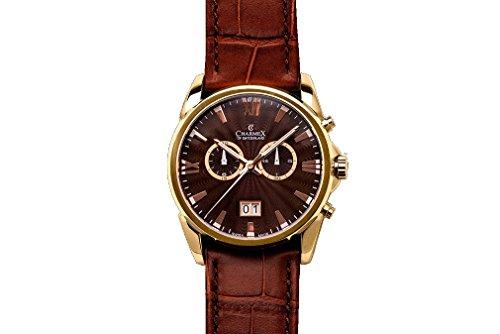Charmex Reloj los Hombres Geneva Cronógrafo 2662
