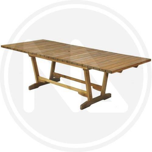 'Tisch ausziehbar Honig Holz