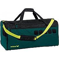 erima Sport - Bolsa para Material de Ping Pong, Talla 49 x 25 x 24 cm, 49 litros