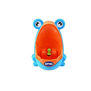 happymall anh nger frosch baby wc training kinder t pfchen urinal pee trainer urin f r jungen. Black Bedroom Furniture Sets. Home Design Ideas