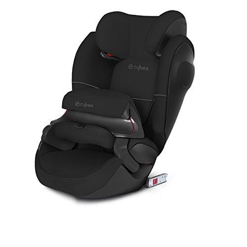Cybex - Silla de coche grupo 1/2/3 Pallas M-Fix SL, silla de coche 2 en 1 para niños, para coches...